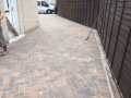 Driveway after 10b