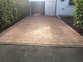 Driveway after 4c