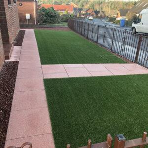 Back Garden artificial grass