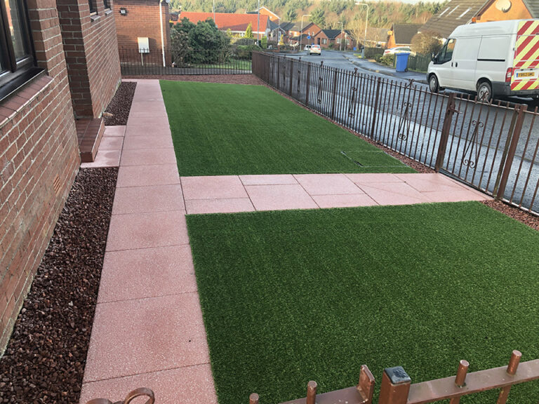 Back Garden artificial grass