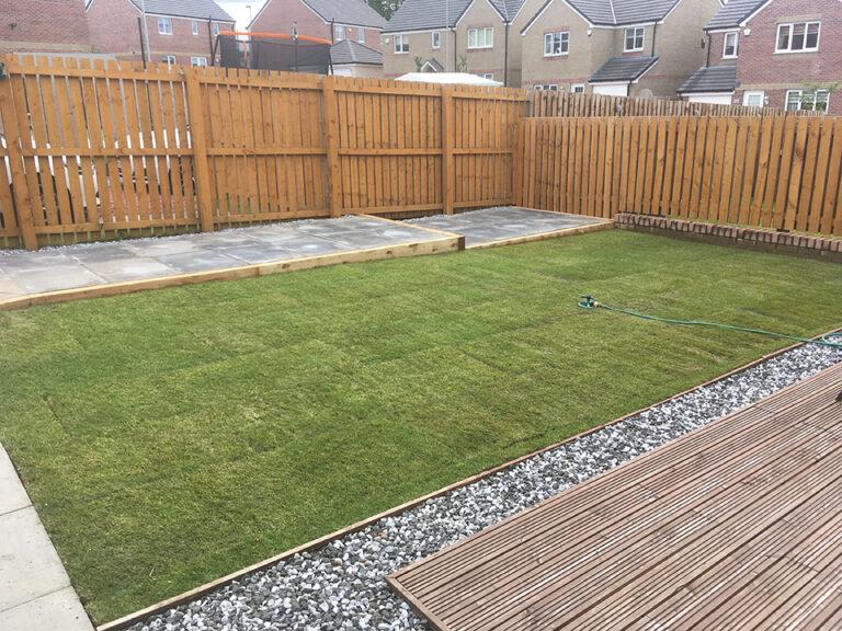 Landscape Gardening Glasgow