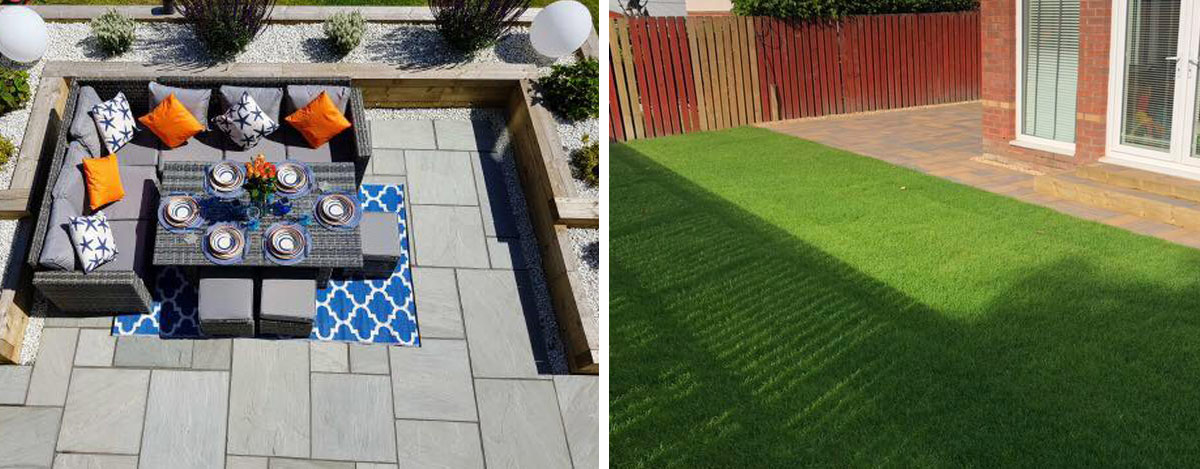 Recent work from Neil Walker Driveways and Landscaping